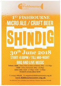 News and Events - Fishbourne Shindig