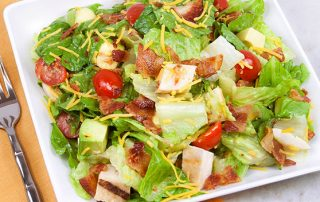 chicken-bacon-avacado-salad