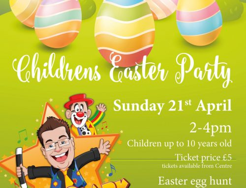 21st April – Children's Easter Party