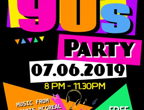 7th June – 90's Night