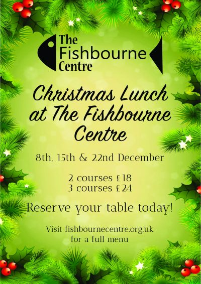 Christmas Lunch poster
