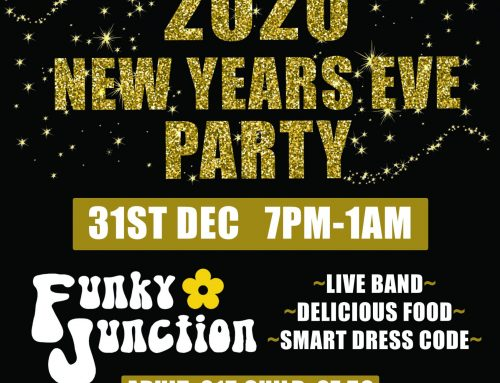 New Years Eve Party – 31st December