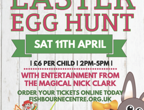 11th April – Easter Egg Hunt