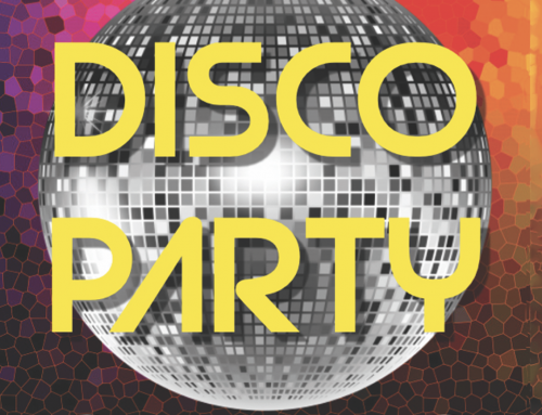 20th March – DISCO PARTY