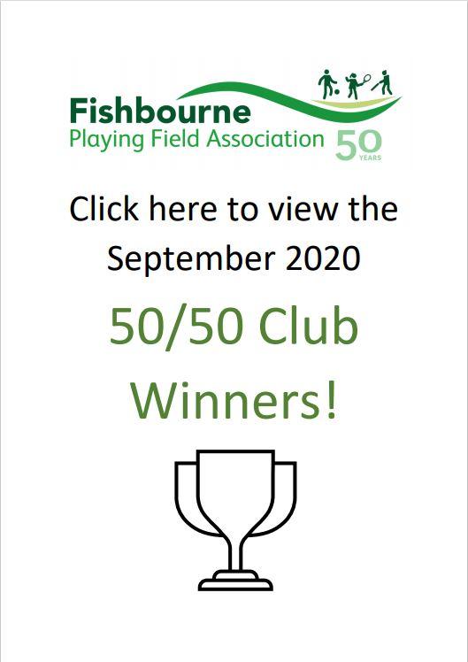 5050 WINNERS