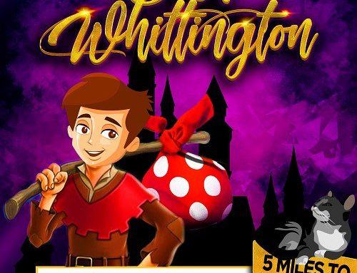 Friday 24th December – Dick Whittington Touring Panto